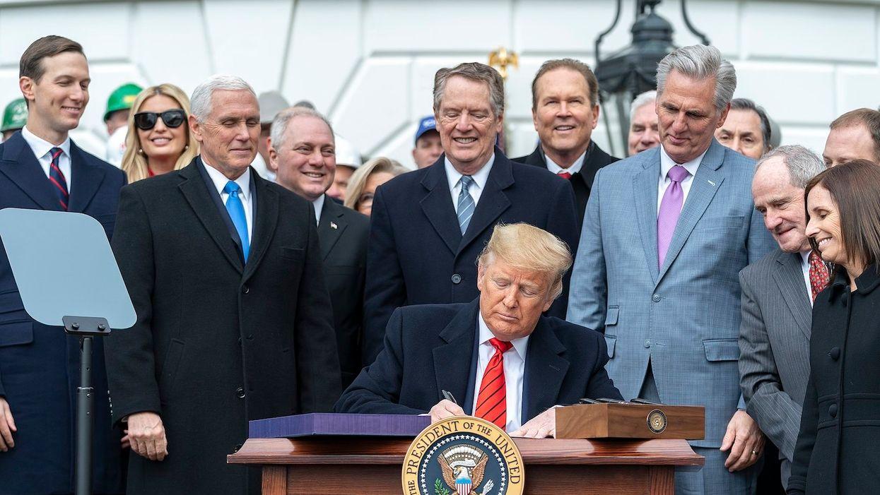 Dear Republican lawmakers: Trump lost. Get over it