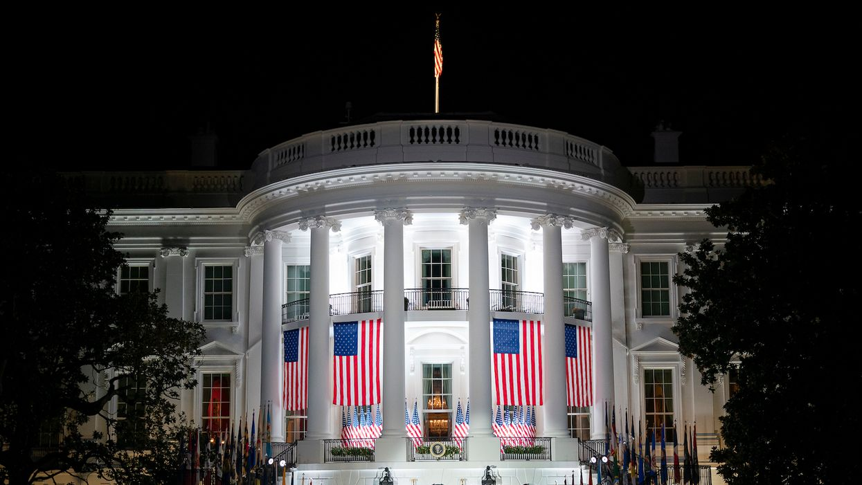 White House Election Night party was a giant superspreader event
