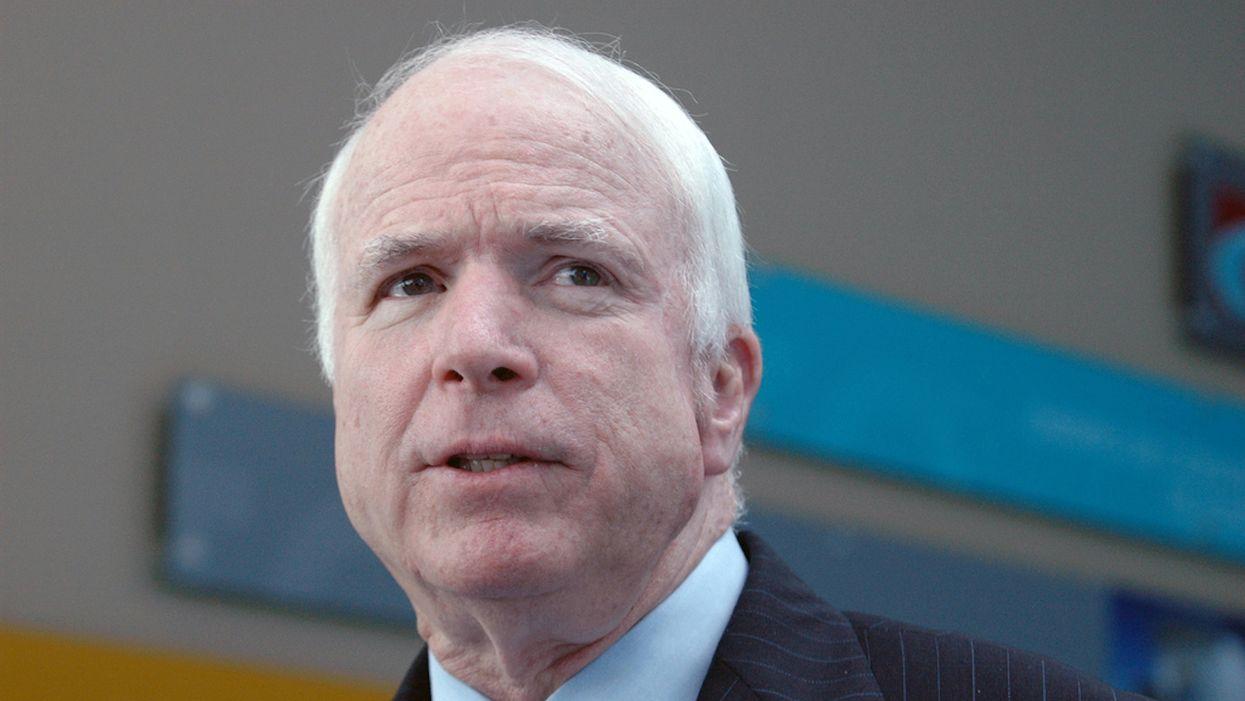 'John McCain's revenge': Arizona flips on Trump — and the senator's widow tells the GOP to move on