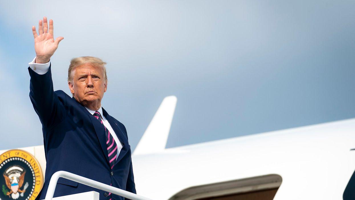 Congressman demands investigation of Donald Trump's 'innumerable crimes against the United States'