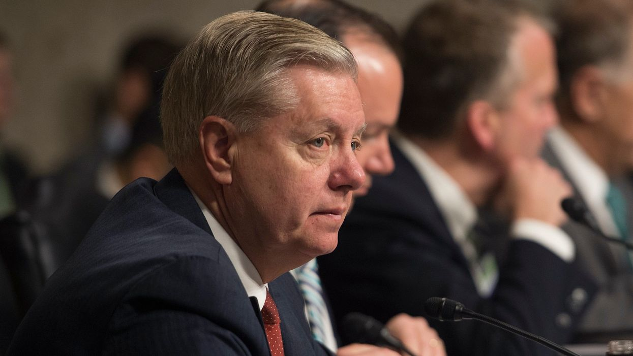 How Lindsey Graham's shenanigans in Georgia could backfire — and cost the GOP the US Senate