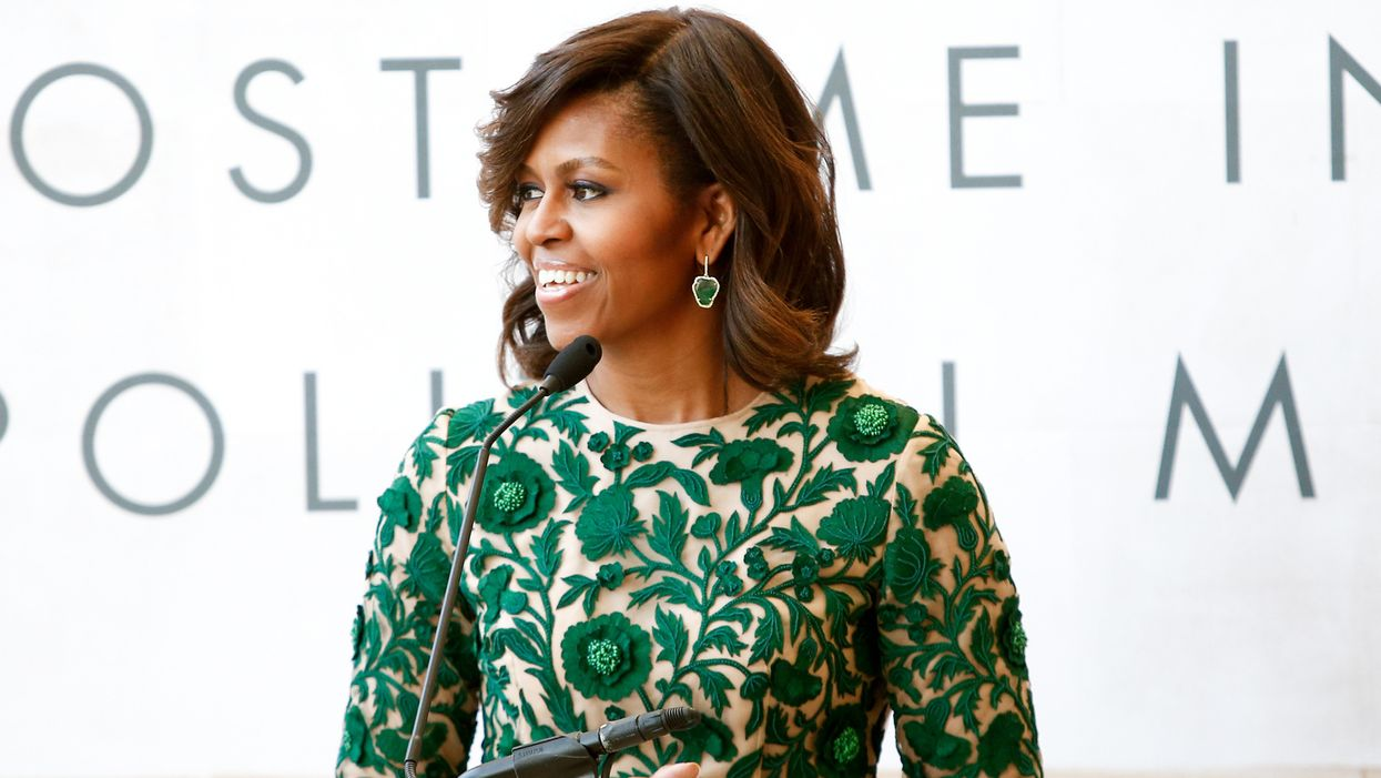 Michelle Obama takes on Trump's electoral obstinance: 'Our democracy is so much bigger than anybody's ego'