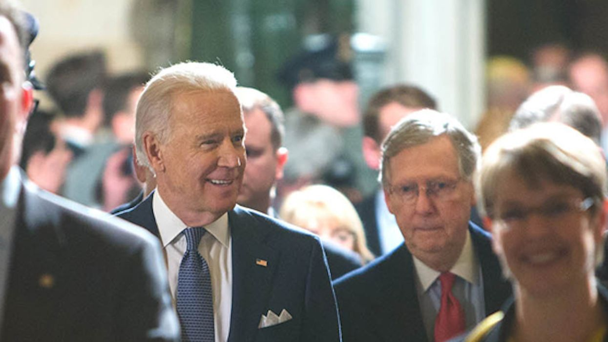 The new politics of the poor in Joe Biden's and Mitch McConnell's America