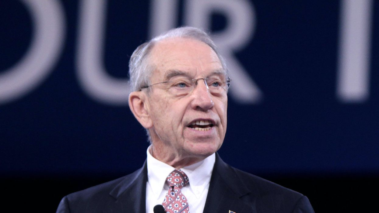 Top GOP senator is positive for COVID-19 at age 87