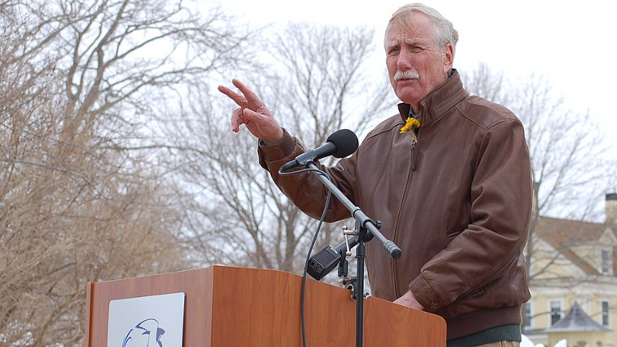 Angus King warns Trump's firing of cybersecurity czar could lead to 'severe damage' for the country