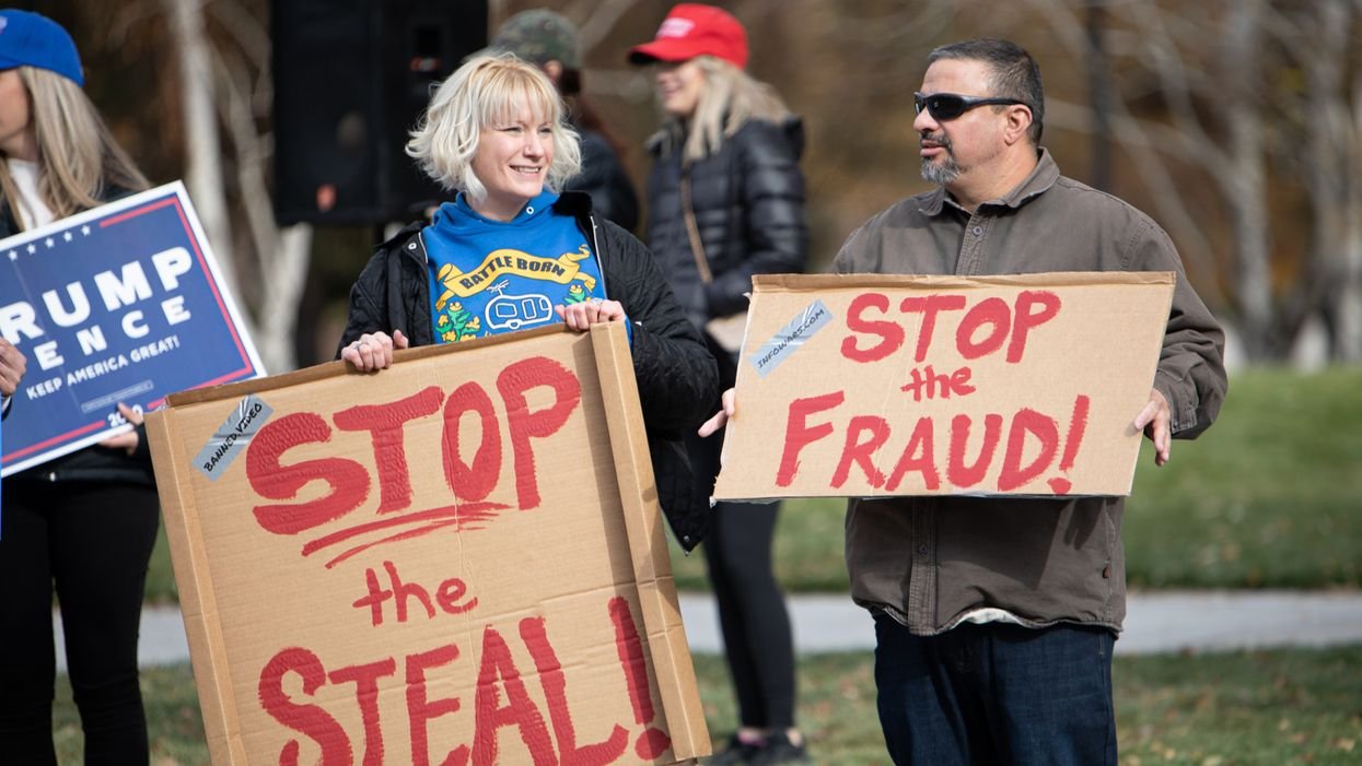 Right-wing grifters launch Stop the Steal PAC to cash in on election lies