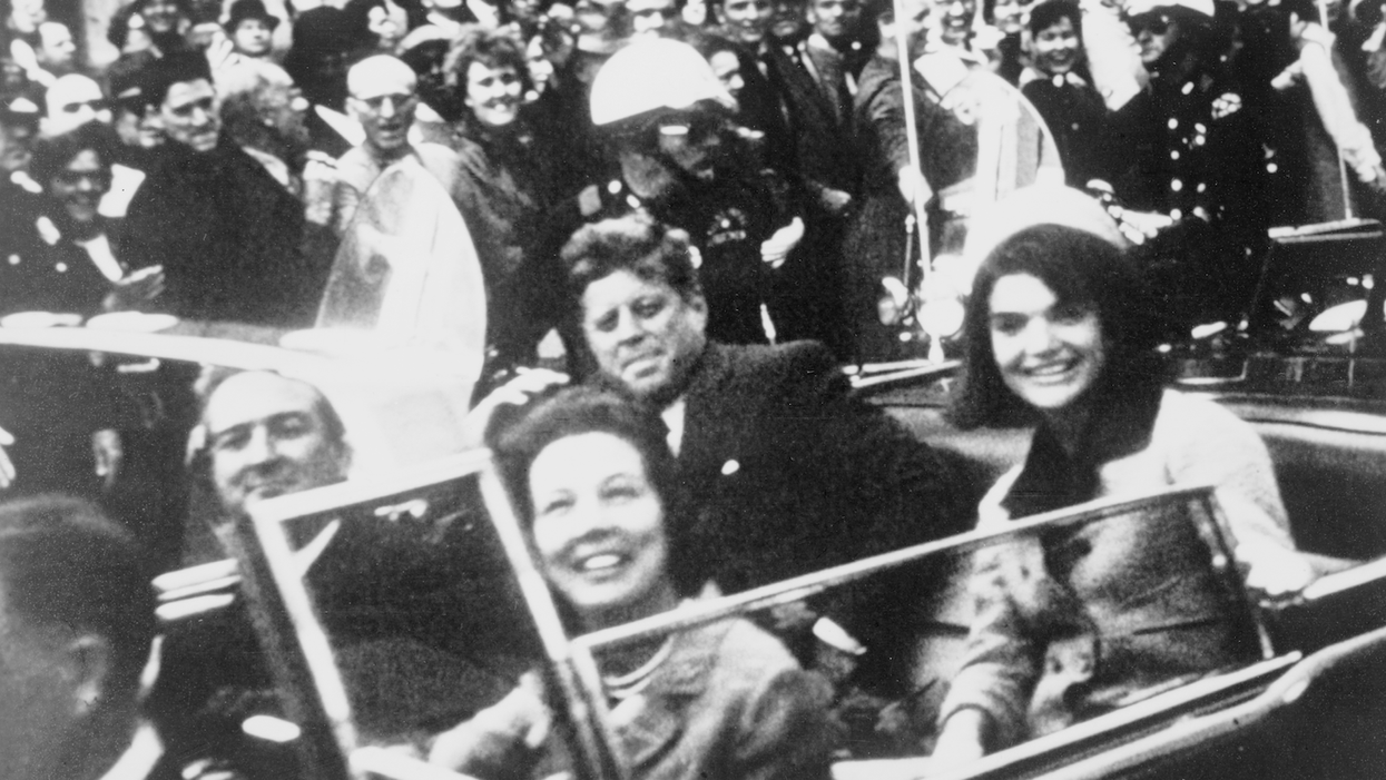 How I discovered a hole in the story of a JFK conspiracy theory
