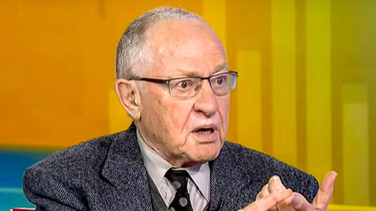 Alan Dershowitz gives bad news to Fox News' Bartiromo: 'The outcome of the election will not be reversed'