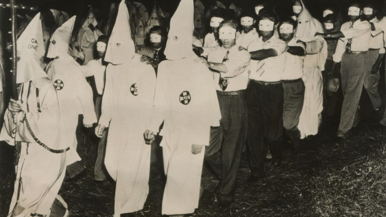 How conservative demands for 'patriotic' history education echo the KKK's culture war fight in the 1920s