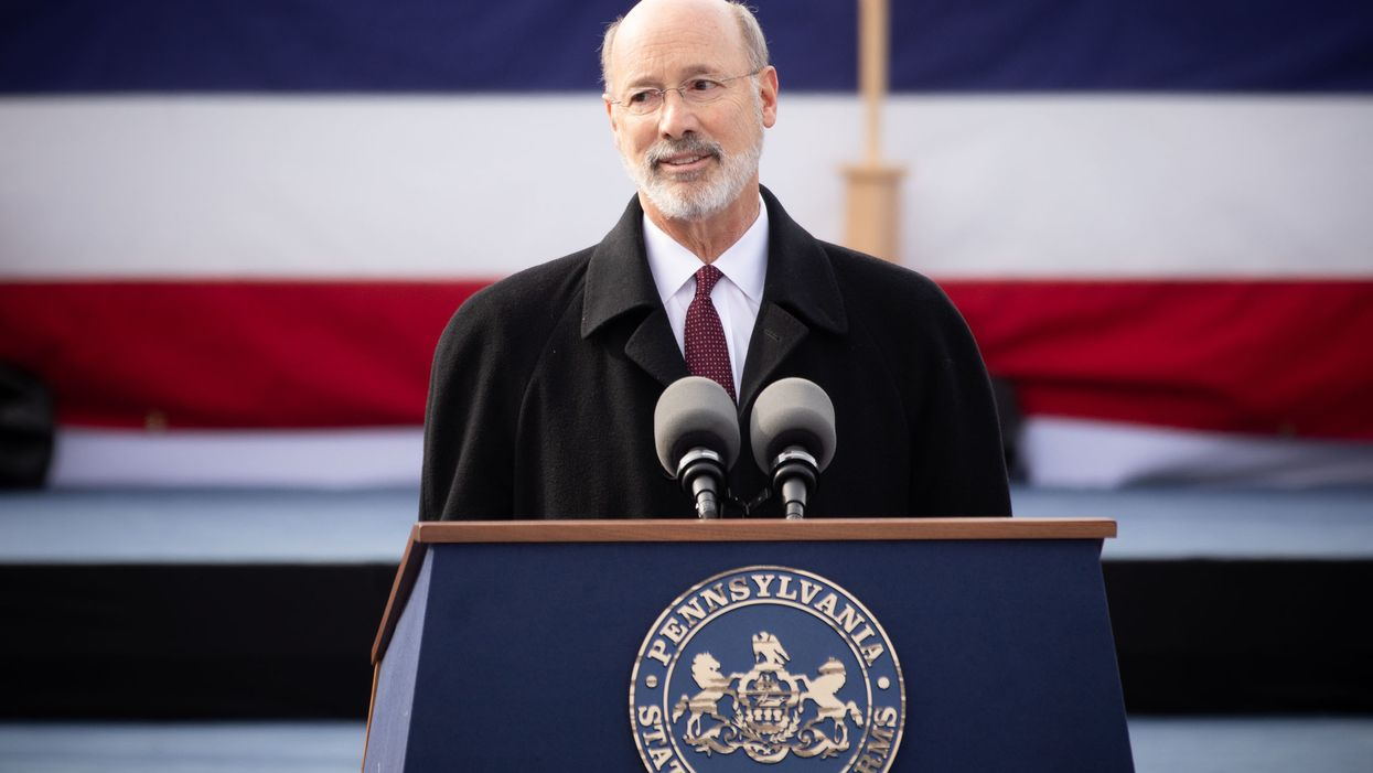 Pennsylvania judge halts further certification of election results — Gov. Wolf vows to appeal