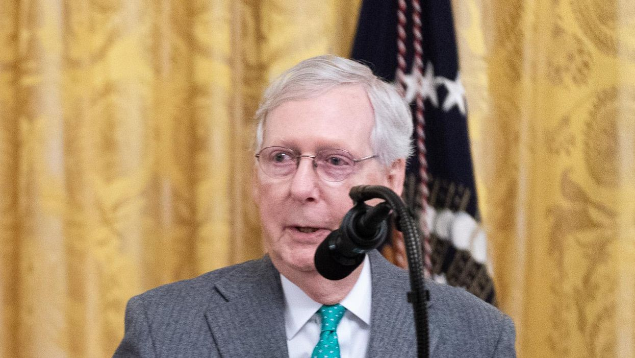 A Senate insider has a dark warning about Mitch McConnell