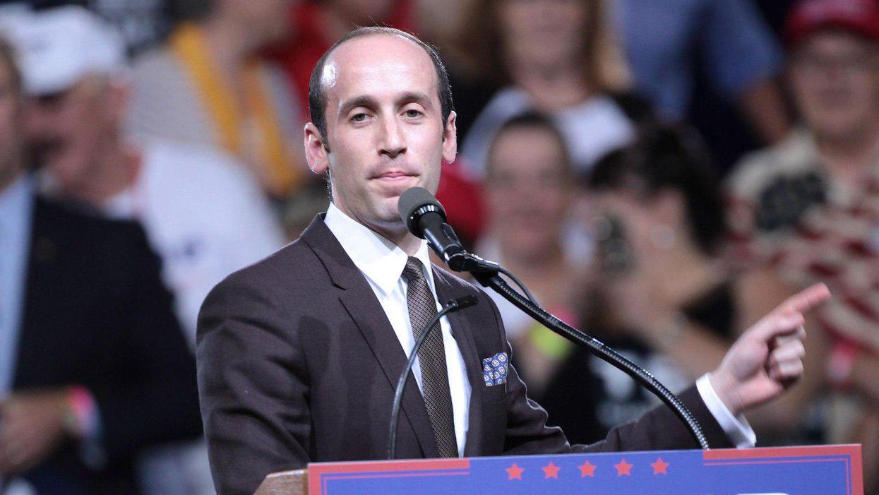 Democratic lawmaker: Put Stephen Miller behind bars