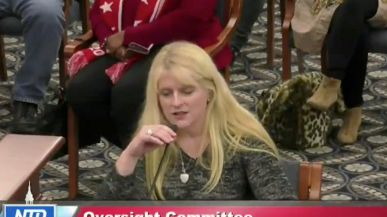 'They were wearing rhinestones': Read this hilarious account of the most ridiculous witnesses at Michigan fraud hearing