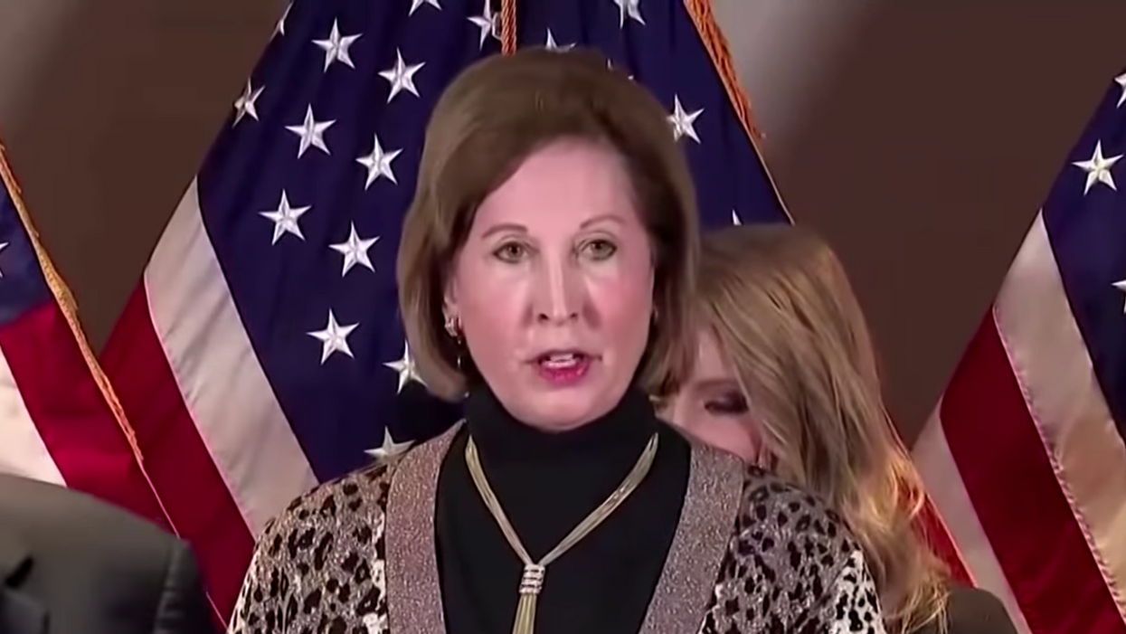 Here's why Georgia officials are warning that pro-Trump lawyer Sidney Powell is a 'security risk'