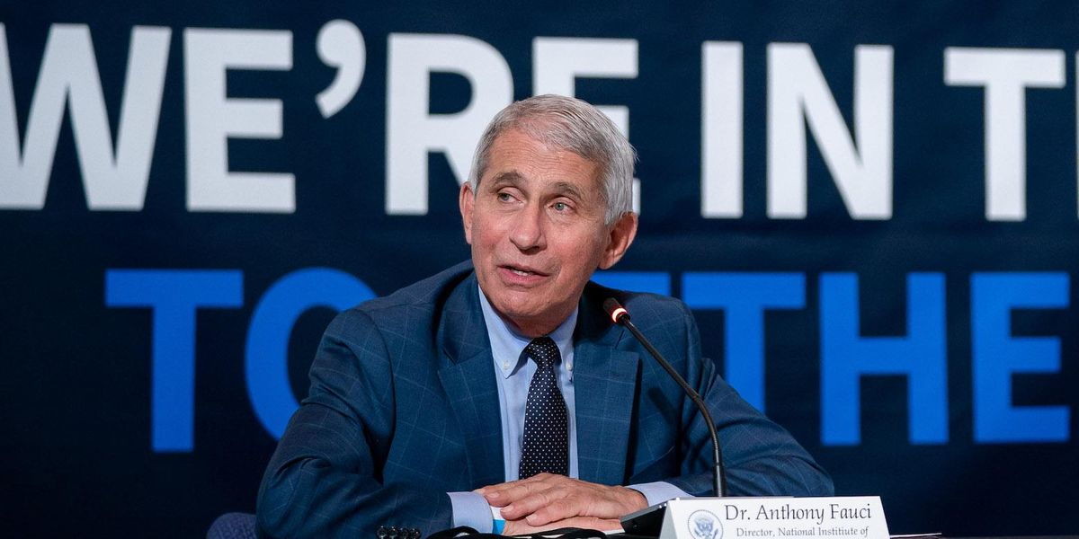 Dr. Fauci's big gamble paid off