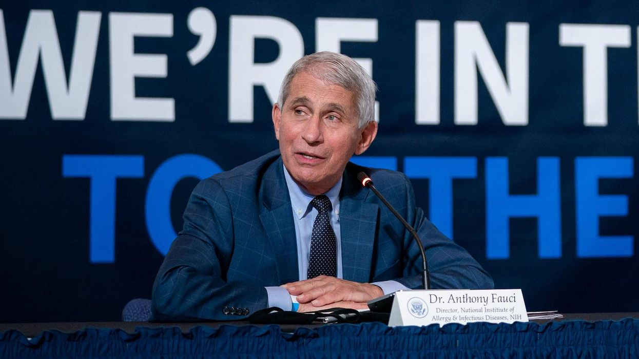 Fauci claims public disagreements with Trump would lead former president to do 'terrible things'