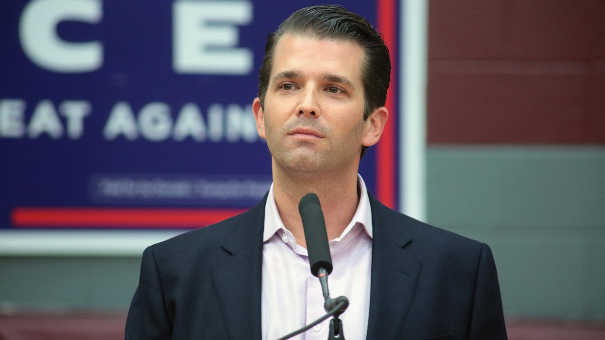 Don Jr urges voters to turn out for Senate runoffs as Trump continues to push fraud claims in Georgia