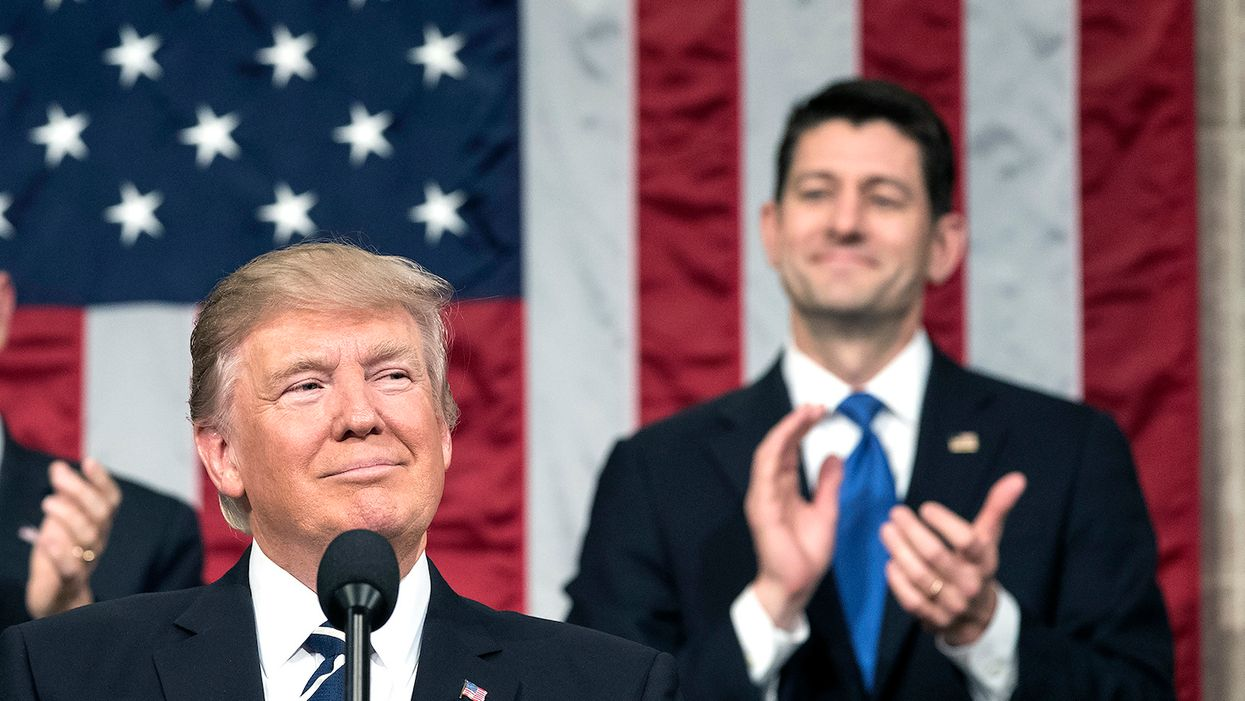 Paul Ryan urges Trump to accept defeat — but gets ridiculed for taking so long to say it