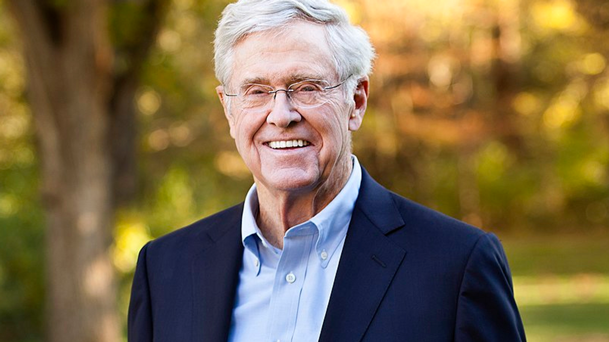 'Boy, did we screw up': Charles Koch renounces partisanship — while pouring money into Georgia GOP