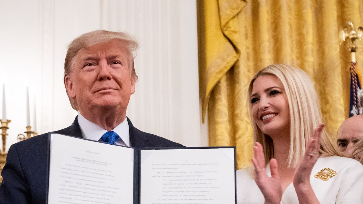 Ivanka Trump wants to be the 'first female president' — but there's one major obstacle