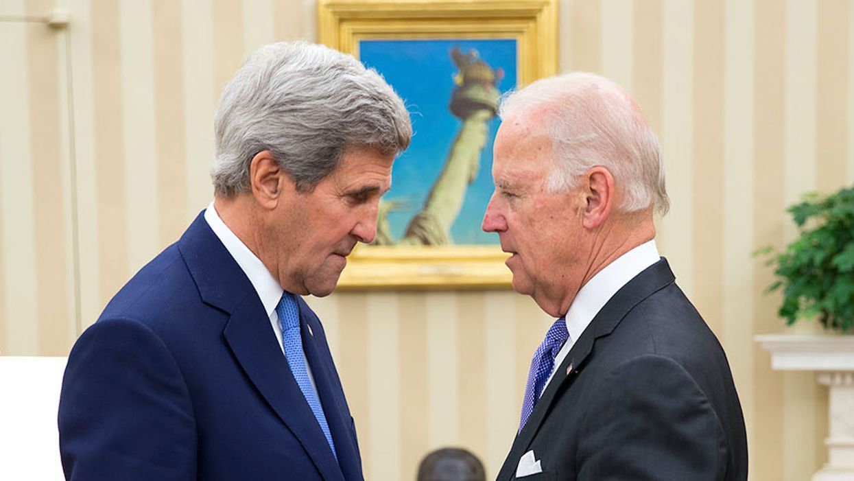 How Joe Biden and John Kerry could rebuild America's global climate leadership