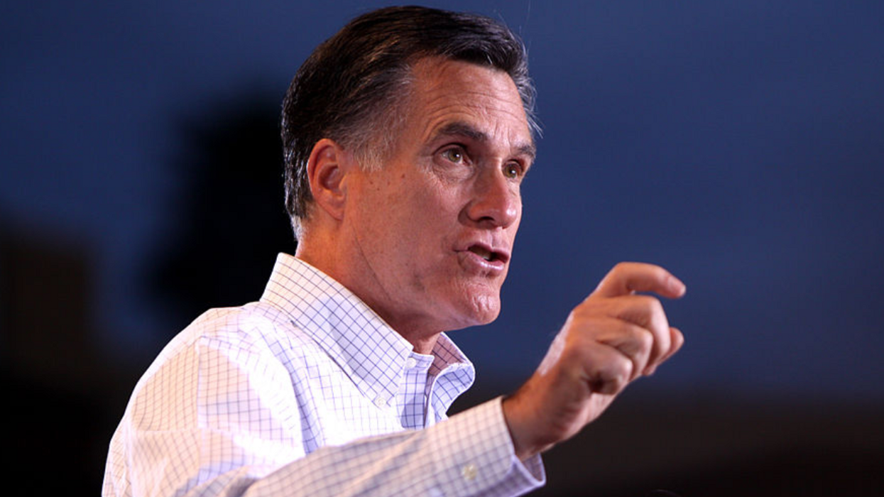 'This is madness': Mitt Romney blasts GOP lawmakers threatening to protest Electoral College vote