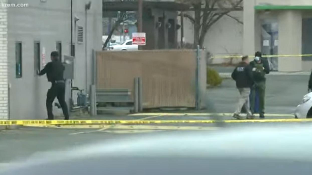 Police investigating bomb threat at Democratic headquarters in Spokane
