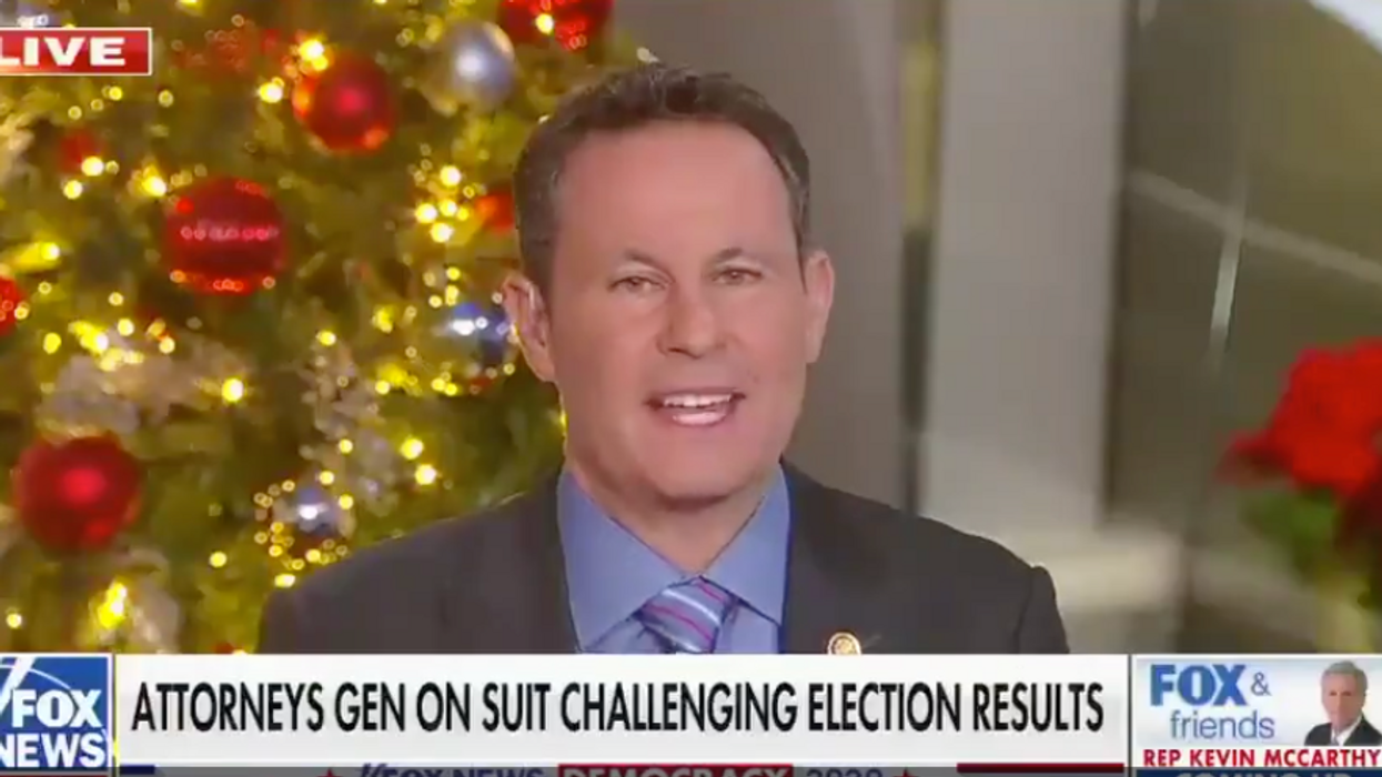 'Fox & Friends' apoplectic over 'biased' YouTube banning videos promoting election fraud lies