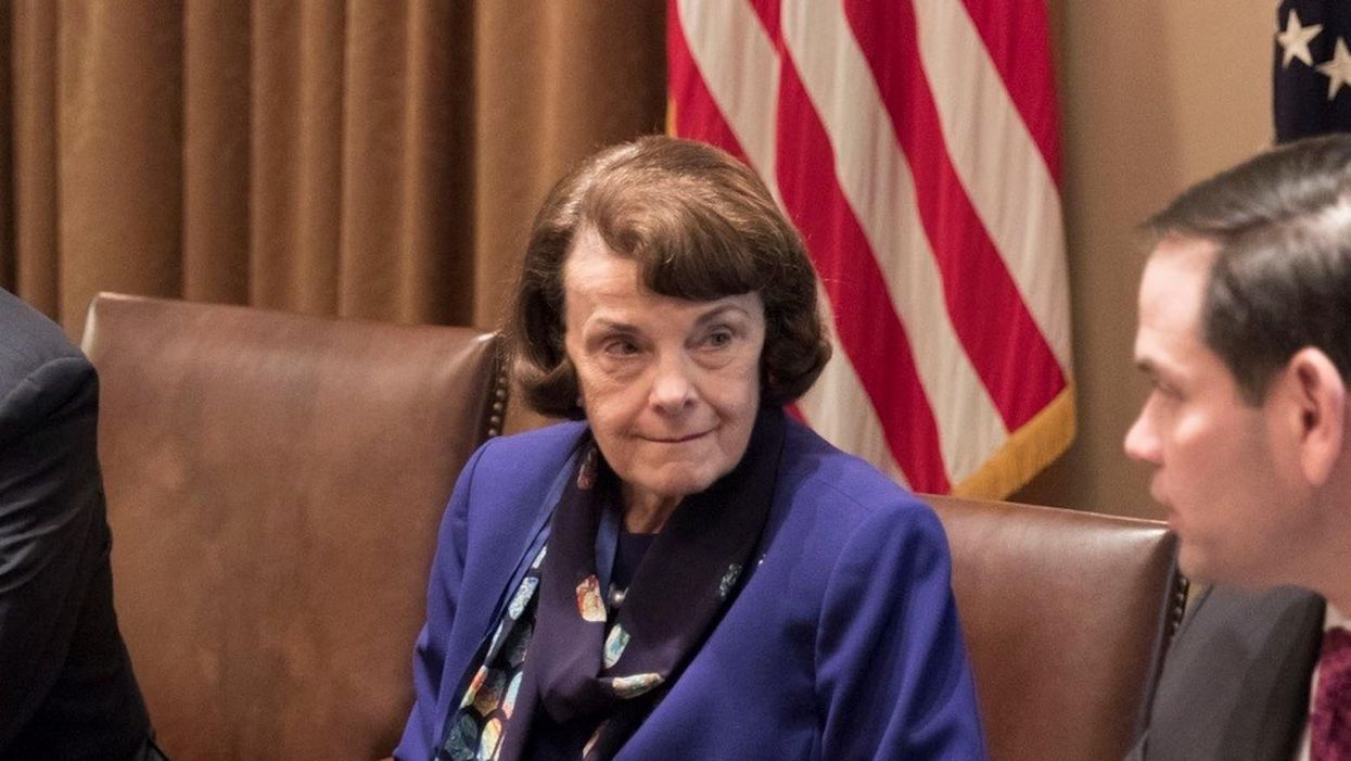 Dianne Feinstein blasted by experts for saying democracy not 'in jeopardy'