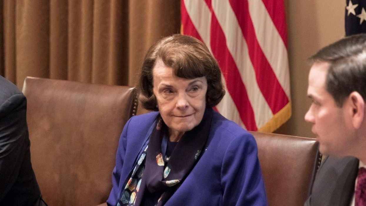 New report reveals unspoken concerns about top Democrat:'It's time for Sen. Feinstein to step down'