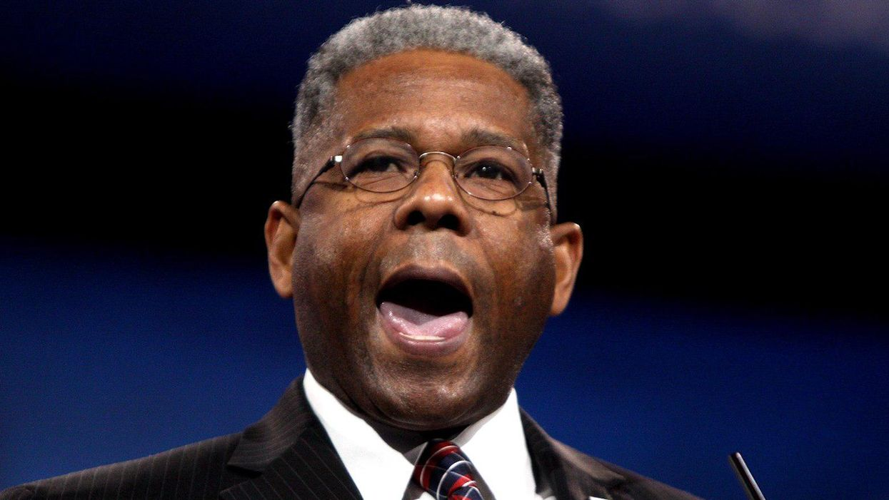 Allen West resigns as chair of Texas Republican Party