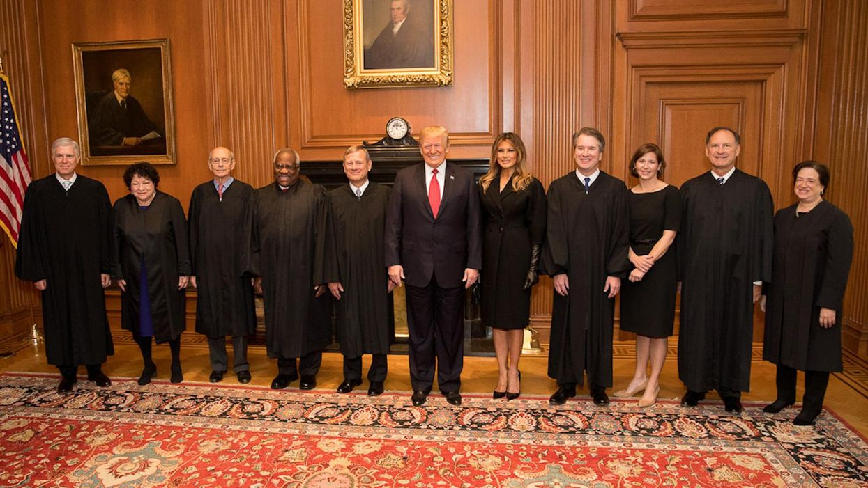 The Supreme Court just threw out the election case Trump called 'the big one' in a humiliating blow