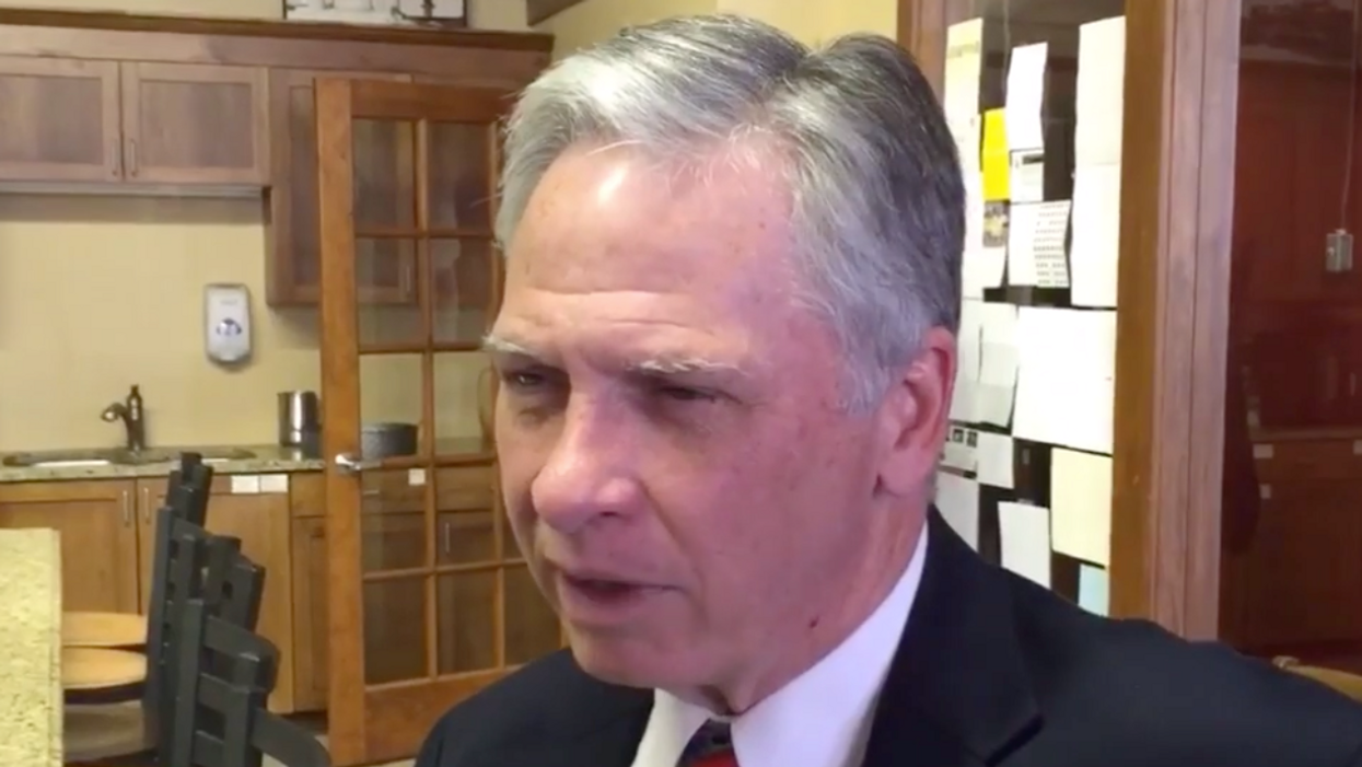 This Ohio GOP lawmaker tested COVID-positive twice. That didn't stop him from going maskless to work
