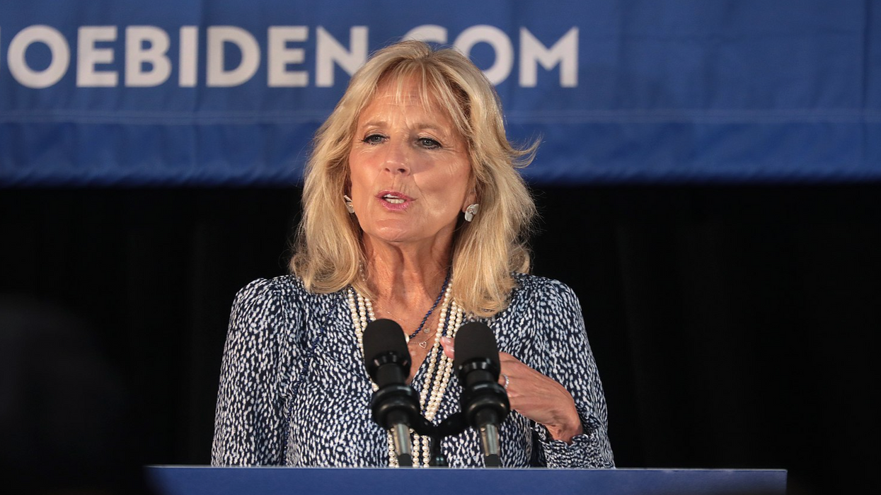 WSJ writer who attacked Jill Biden once wrote he 'would wish homosexuality off the face of this Earth'
