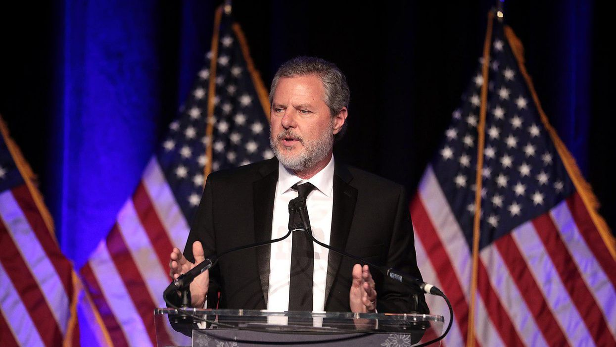 Jerry Falwell Jr. pumped millions of dollars into pro-Trump causes at Liberty University: report