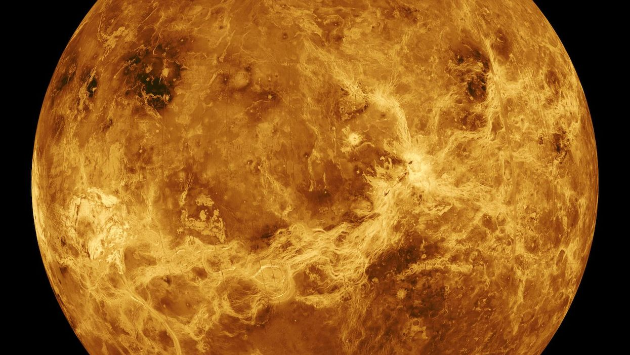 Venus used to be like Earth — then climate change happened