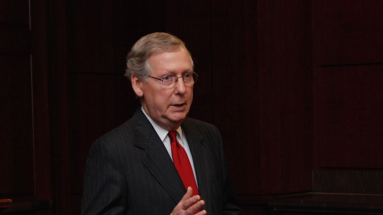 McConnell advances another Trump judge as COVID relief bill remains unfinished: 'His top priority'