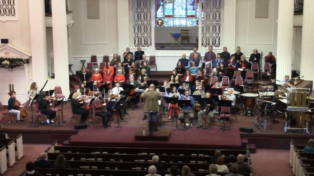 North Carolina church's Christmas musical leads to 75 people and counting contracting COVID-19