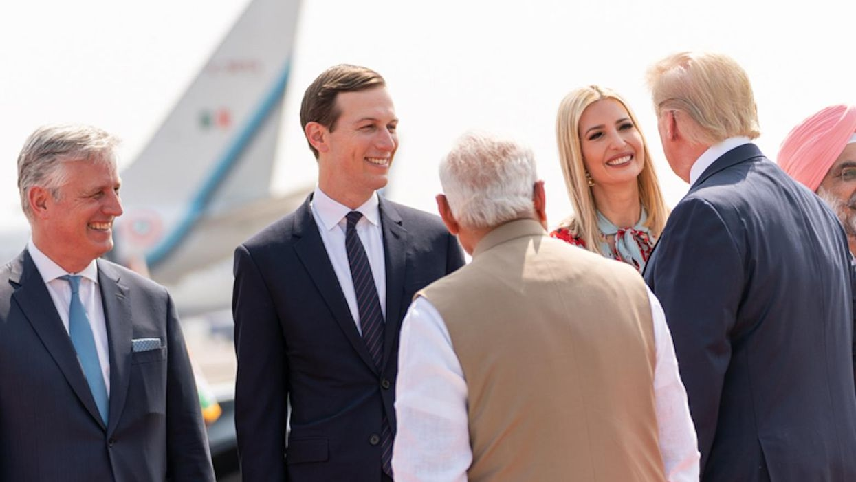 Bombshell report: Jared Kushner's shell company diverted campaign cash to the Trump family