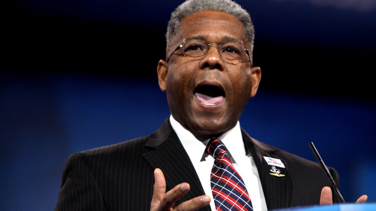 Texas GOP candidate for governor Allen West calls wife's Dallas DWI arrest 'insidious'