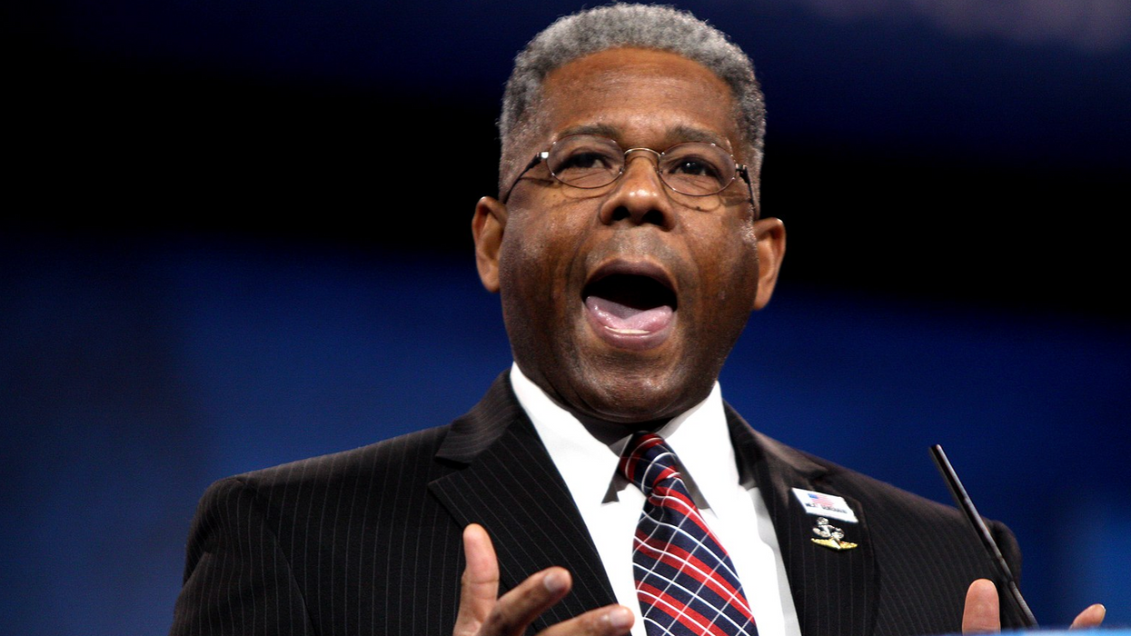 Allen West goes biblical on Democrats moving from NY to Texas: 'When god was destroying Sodom and Gomorrah'
