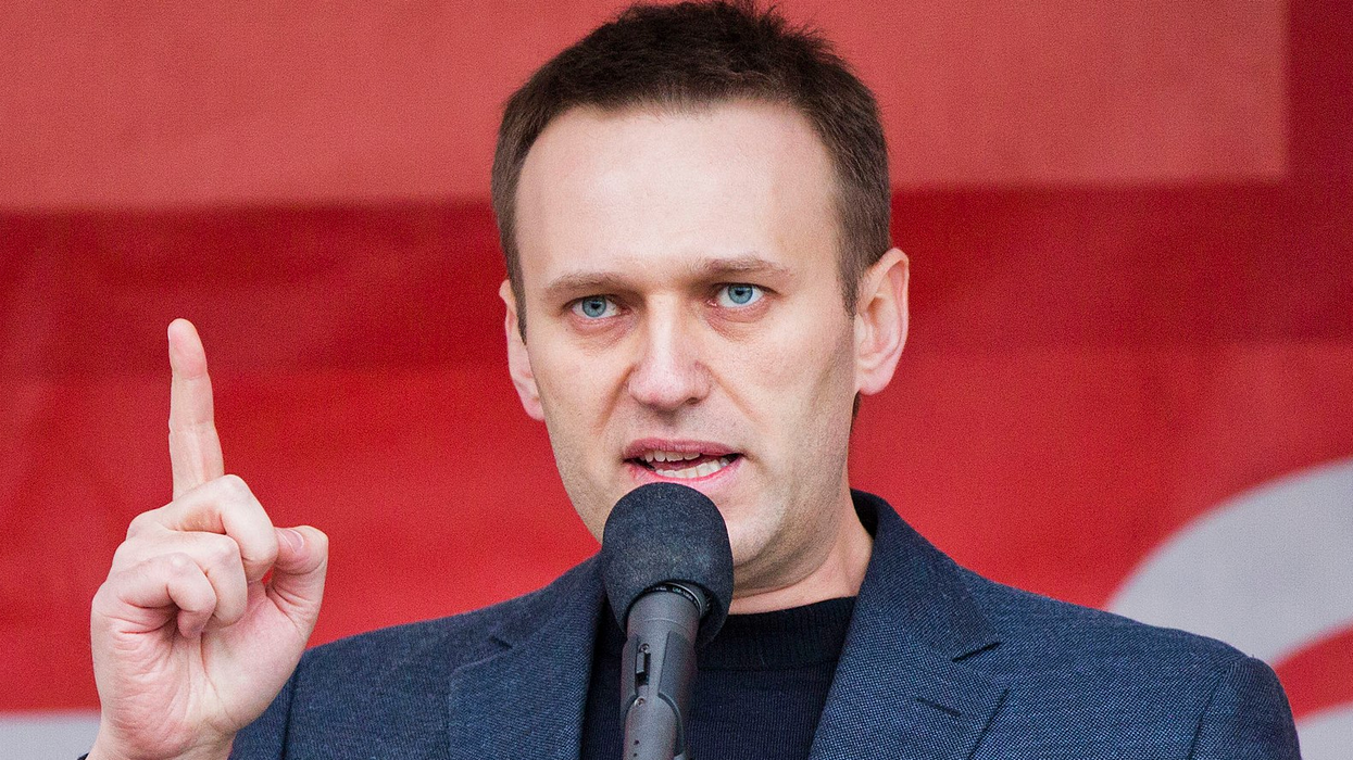 Listen: Poisoned Russian opposition leader tricks agent into revealing details of the attack