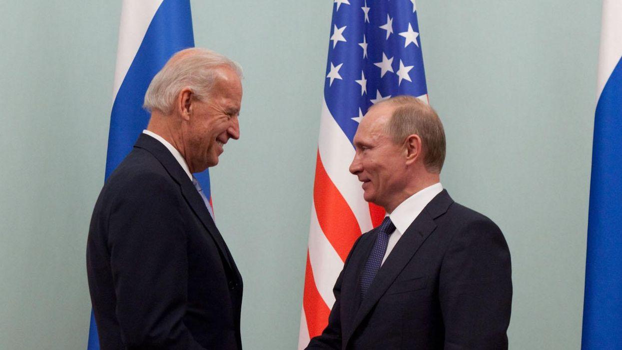 Here's how Biden can handle Putin