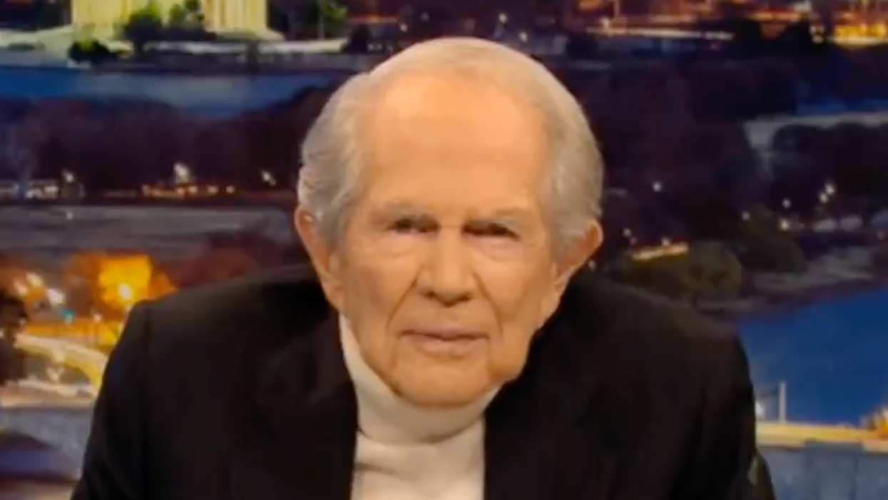 'It's all over': Televangelist Pat Robertson says a 'very erratic' Trump lives in an 'alternative reality'