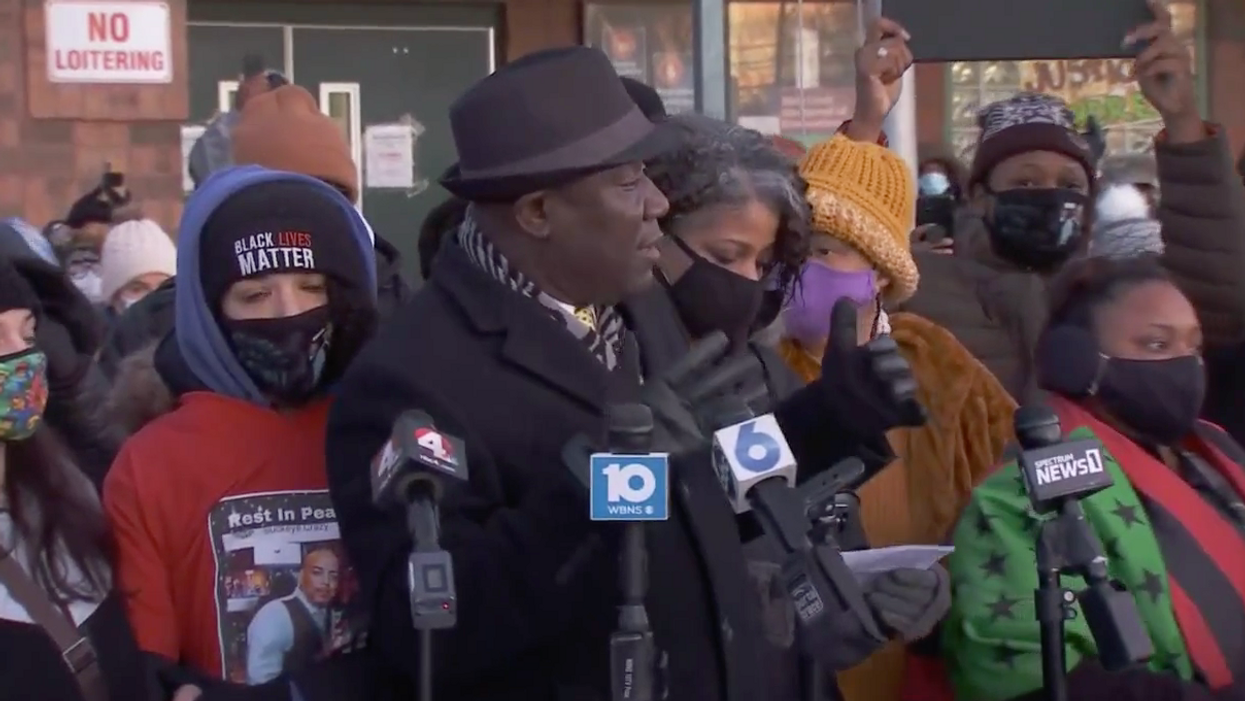 Relatives, activists and attorneys demand justice for unarmed Black man killed by Columbus police