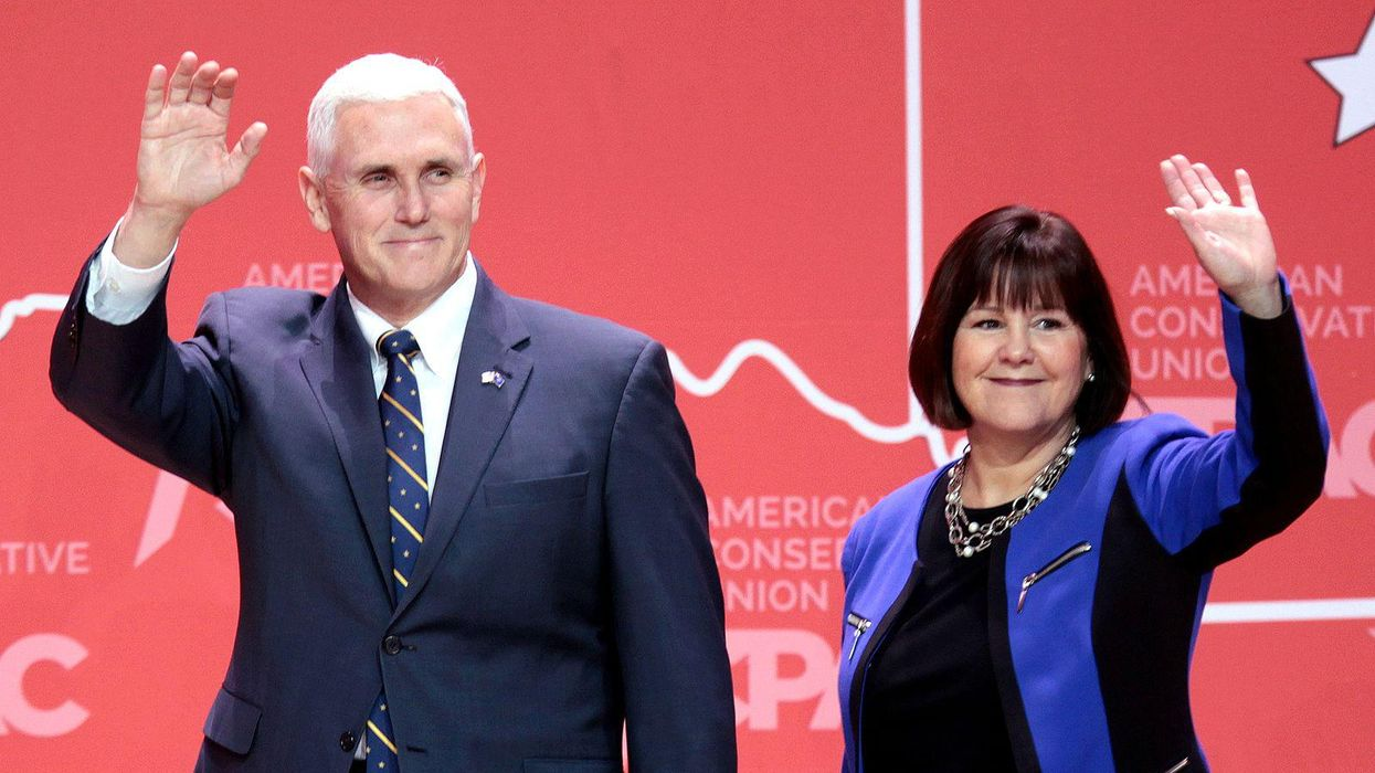 Karen Pence's anti-LGBTQ school got $725,000 in COVID bailout funds