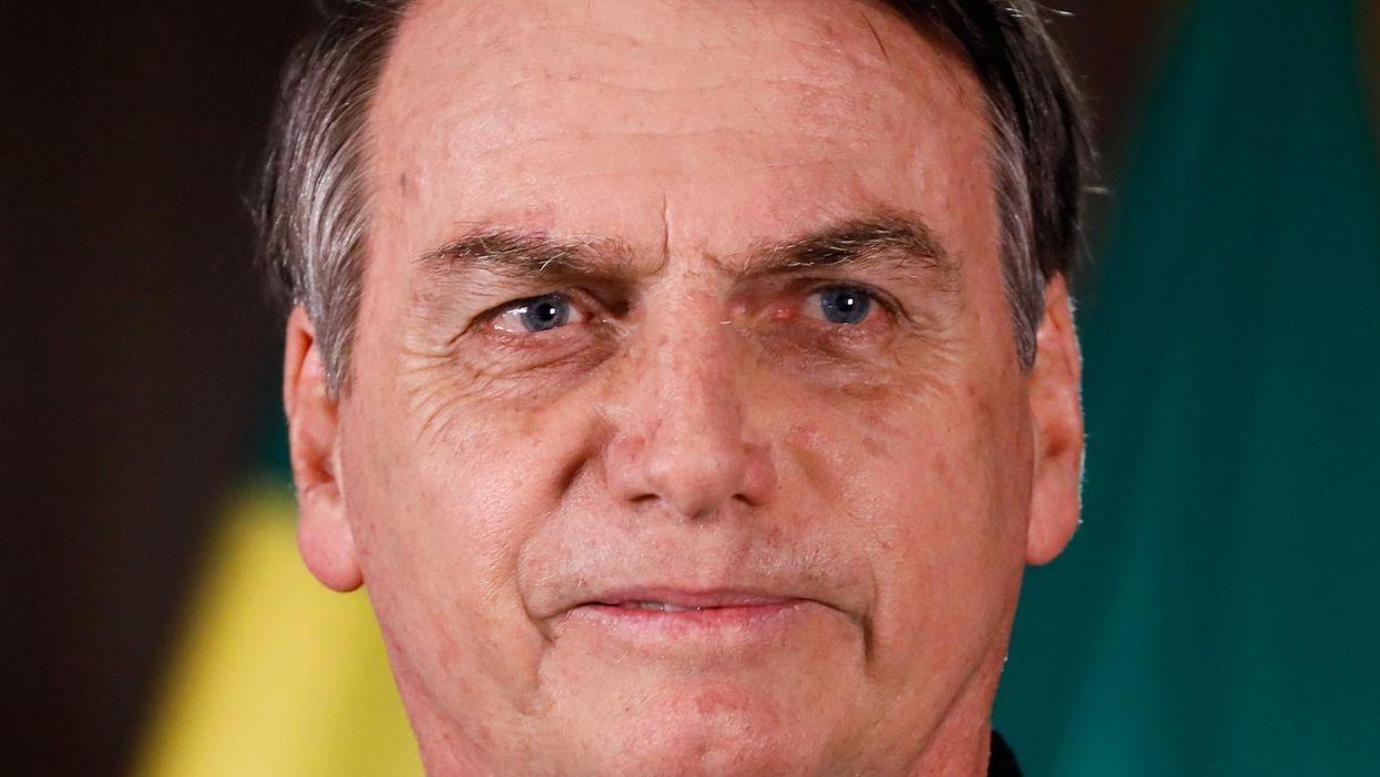 Brazil President Bolsonaro rejects COVID-19 vaccine — undermining a century of progress