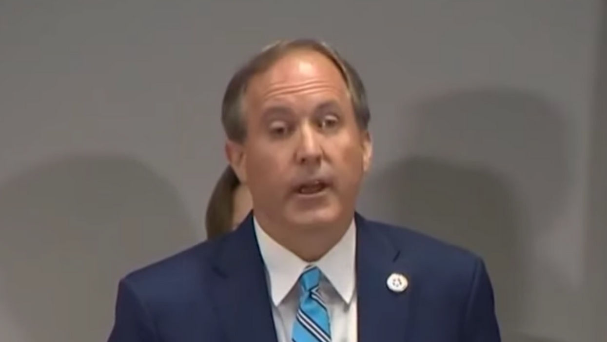 Texas AG explains his 'Plan B' to overturn election 'state by state' after Supreme Court rejection