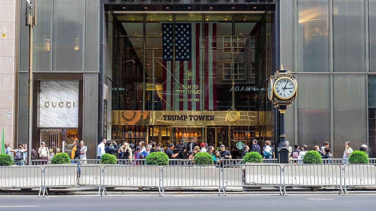 Analysis breaks down the millions of dollars Trump poured into his own personal businesses during his presidency