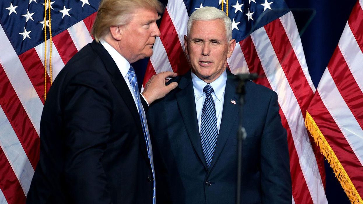 Trump delivers thinly-veiled threat to Mike Pence ahead of electoral vote count in Congress